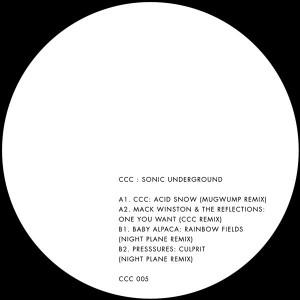 """Various/SONIC UNDERGROUND EP 12"""""""