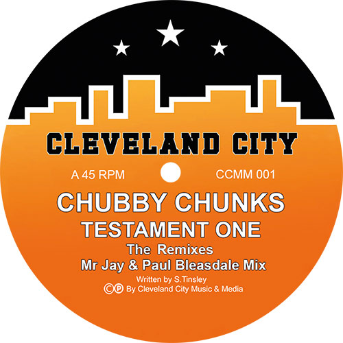 Chubby Chunks/TESTAMENT ONE-2021 RMX 12""