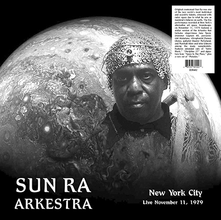 Sun Ra Arkestra/NYC LIVE 11/11/79 LP
