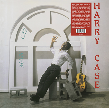 Harry Case/MAGIC CAT (1988) LP