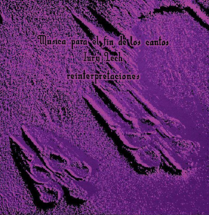 """Iury Lech/MUSICA PARA... REMIXES 12"""""""