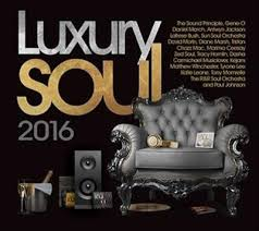 Various/LUXURY SOUL 2016 3CD