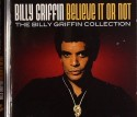 Billy Griffin/BELIEVE IT OR NOT CD