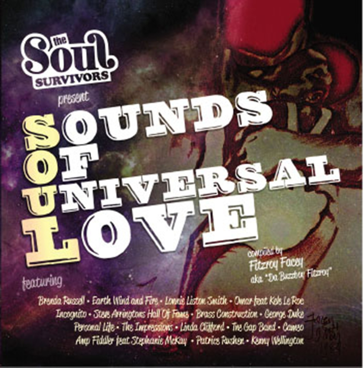 Various/SOUNDS OF UNIVERSAL LOVE CD