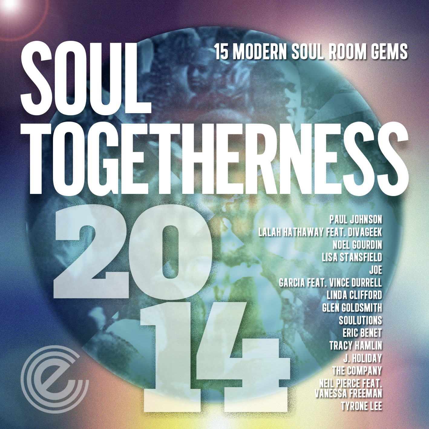 Various/SOUL TOGETHERNESS 2014 CD