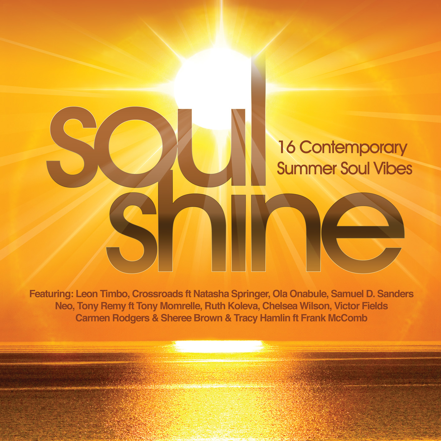 Various/SOUL SHINE (EXPANSION) CD
