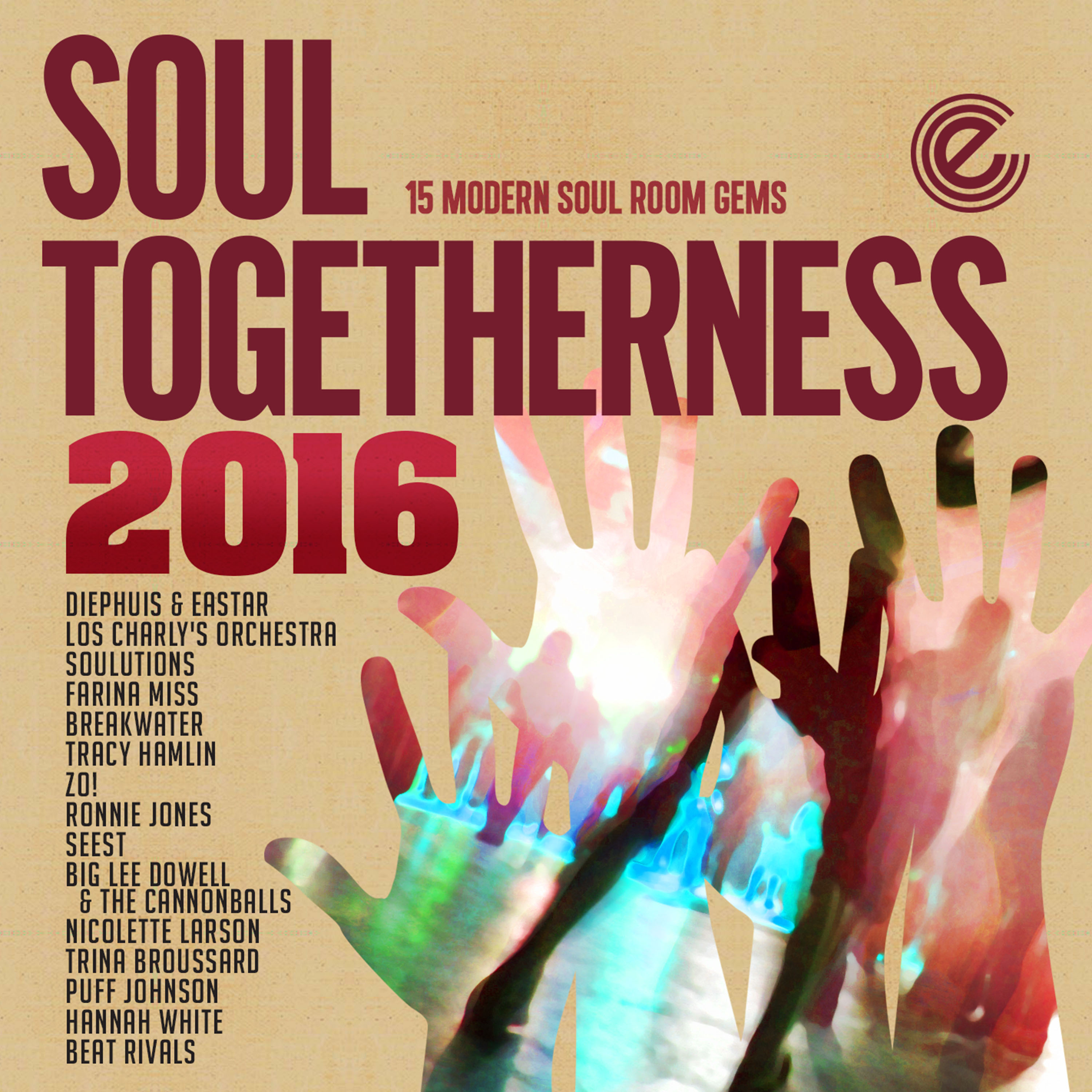 Various/SOUL TOGETHERNESS 2016 CD