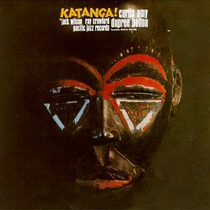 Curtis Amy & Supree Bolton/KATANGA! CD