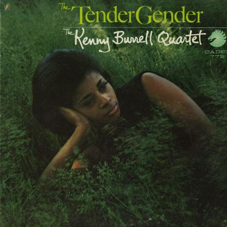 Kenny Burrell Quartet/TENDER GENDER CD