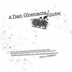 """Dan Ghenacia/GLOBE 12"""""""