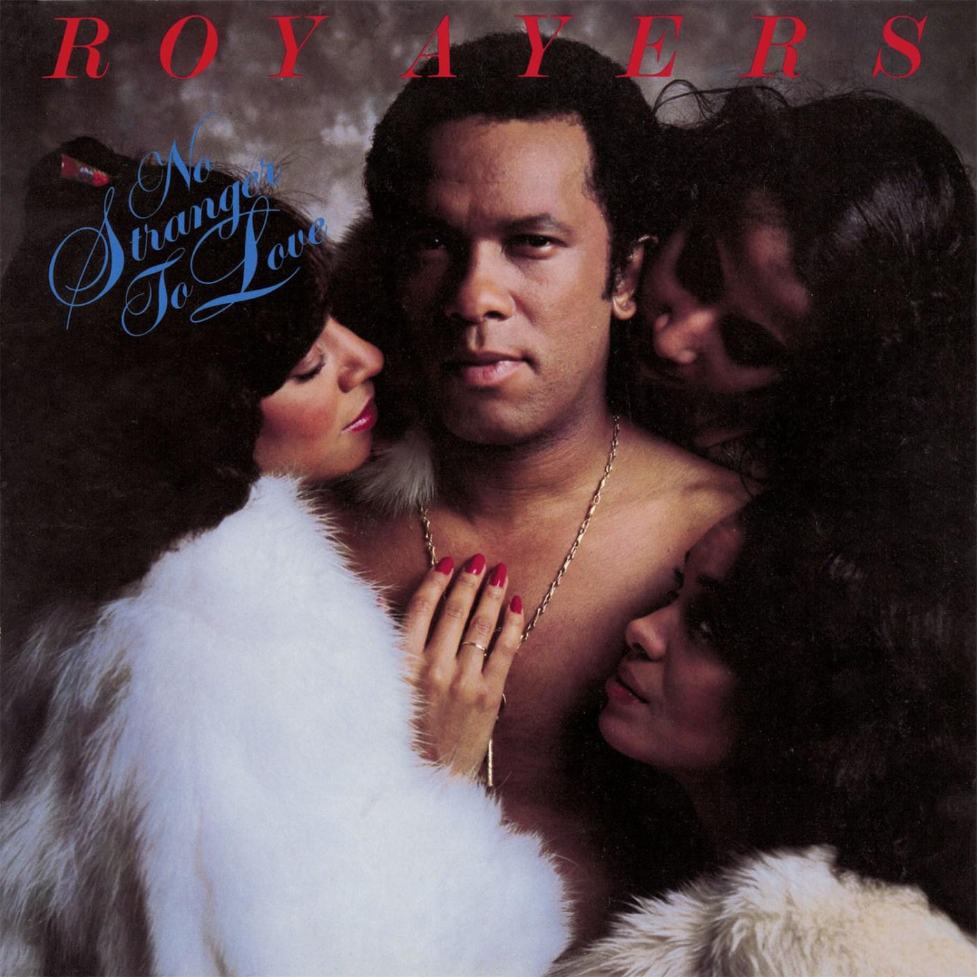 Roy Ayers/NO STRANGER TO LOVE CD