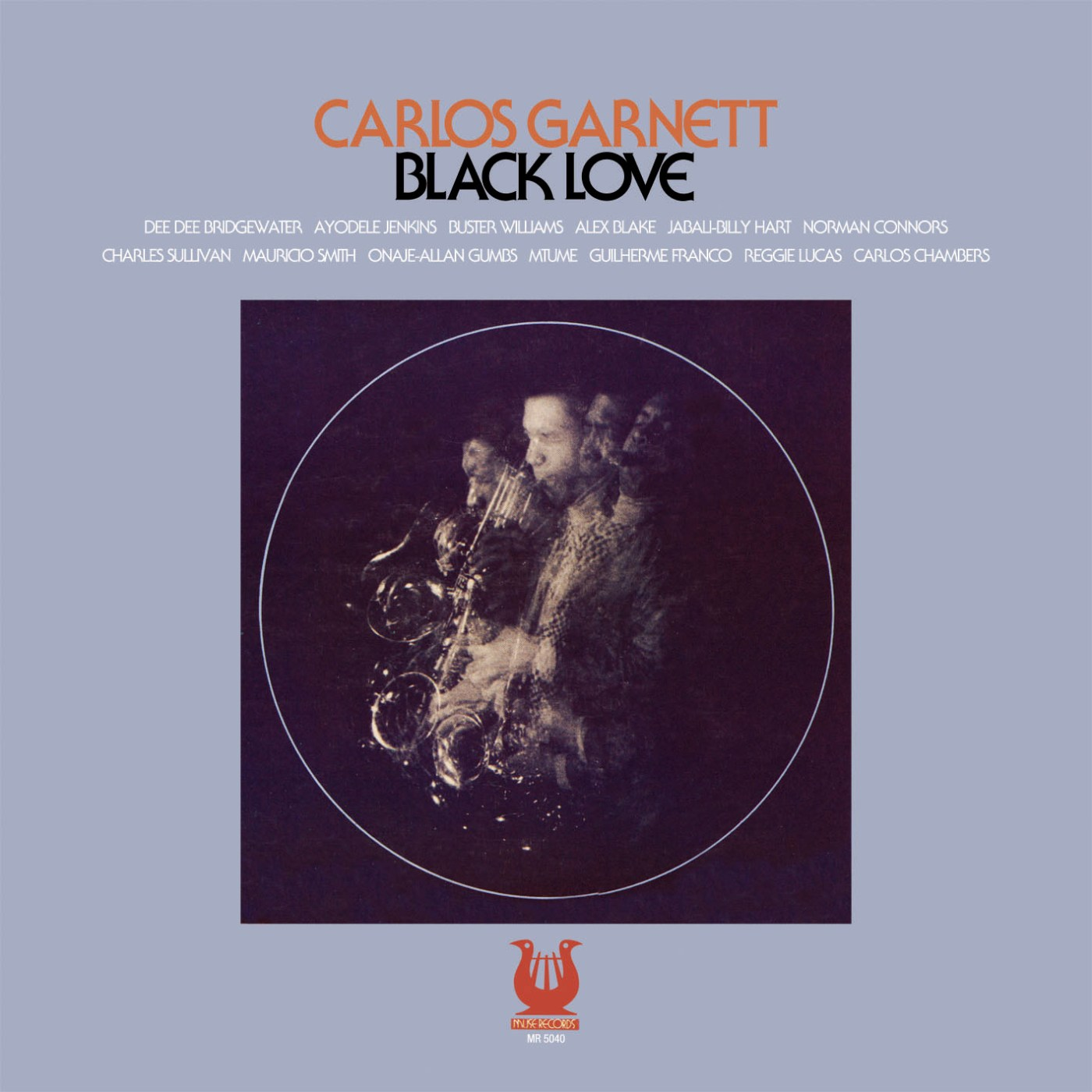 Carlos Garnett/BLACK LOVE CD