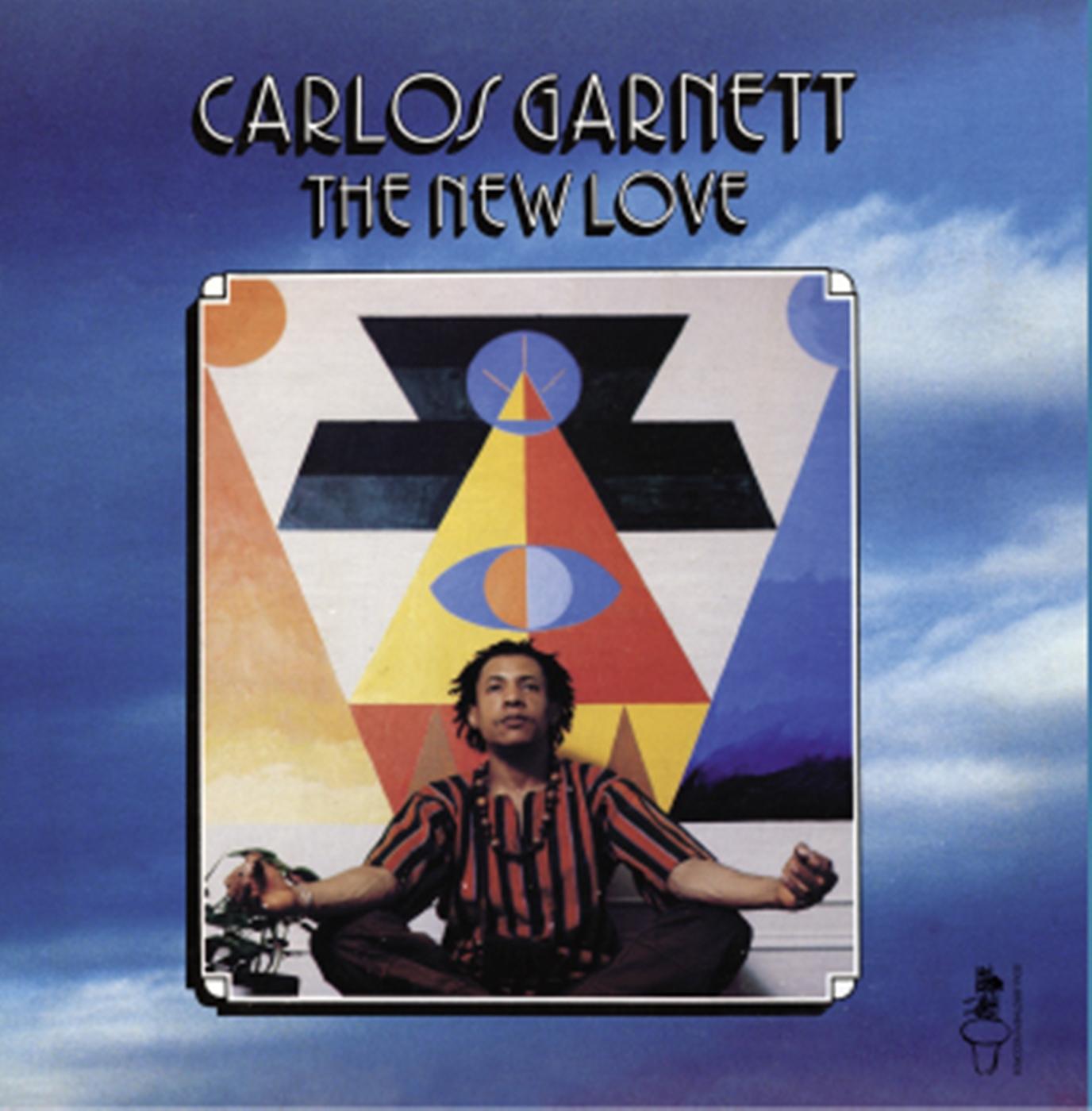 Carlos Garnet/THE NEW LOVE CD