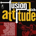 Various/FUSION WITH ATTITUDE CD