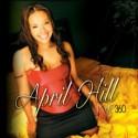 April Hill/LOVE 360 CD