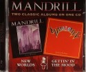 Mandrill/NEW WORLDS & GETTING IN... CD