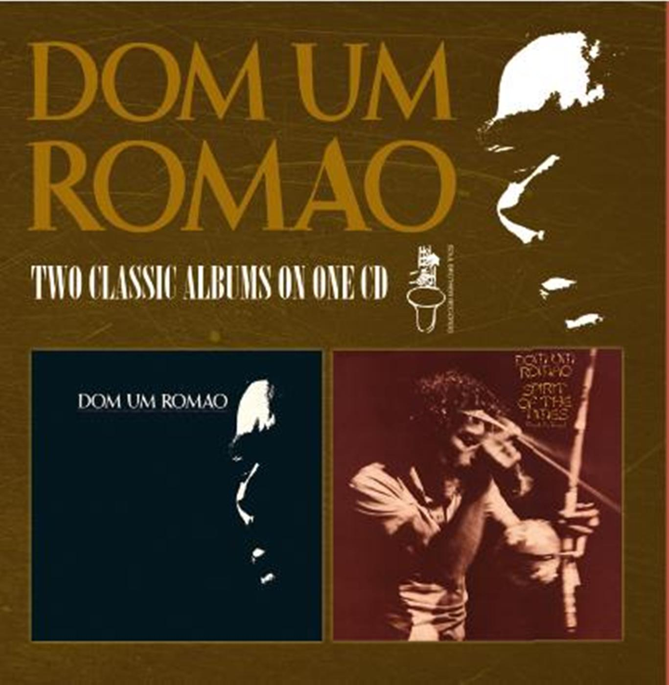 Dom Un Romao/SELF TITLED & SPIRIT OF CD