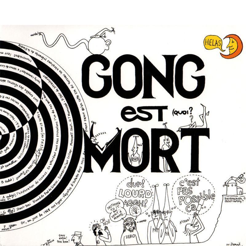 Gong/GONG EST MORT VIVE GONG DLP