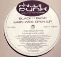 Black 2 Basic/EARS WIDE OPEN 12""
