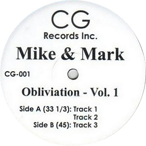 Mike & Mark/OBLIVIATION VOL 1 12""