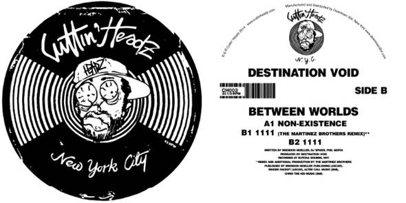 Destination Void/BETWEEN WORLDS 12""