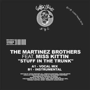 Martinez Brothers/STUFF IN THE TRUNK 12""