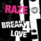 """Raze/BREAK 4 LOVE (BLAME D&B REMIX) 12"""""""