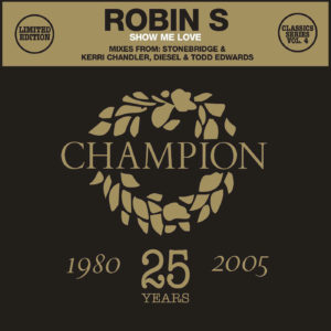 "Robin S/SHOW ME LOVE 12"""