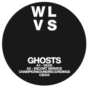 Ghosts/WLVS EP 12""