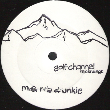 Mark E/R&B DRUNKIE MASTER 1-SIDED 12""