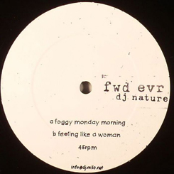 DJ Nature/FOGGY MONDAY MORNING 12""