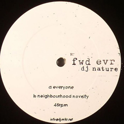 DJ Nature/EVERYONE 12""