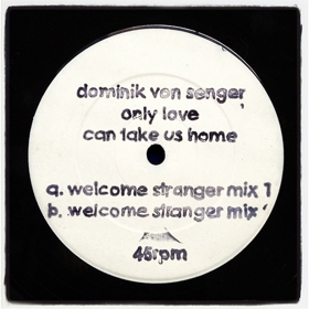 Dominik Von Senger/ONLY LOVE CAN..12""