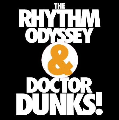 """Rhythm Odyssey & Dr. Dunks/LA CHIAVE 12"""""""