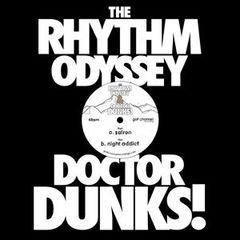 """Rhythm Odyssey & Dr. Dunks/SAFFRON 12"""""""