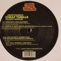 Various/CHEAP THRILLS VOL. 1 SAMPLER 12""