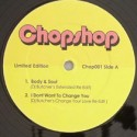Chopshop/VOL. 1 EP (YELLOW) 12""