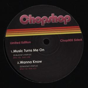 "Chopshop/VOL. 5 EP 12"""