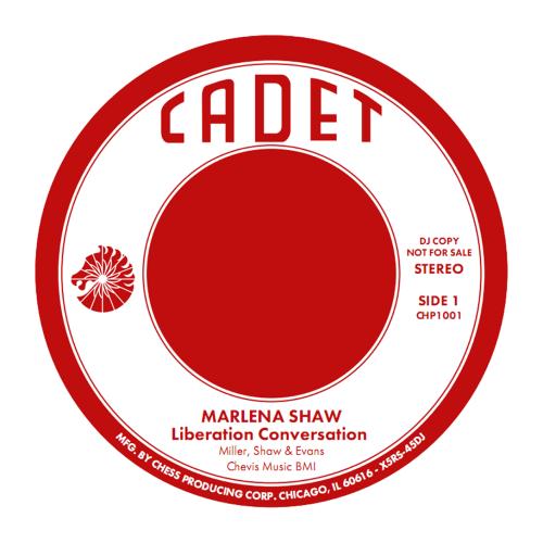 "Marlena Shaw/LIBERATION CONVERSATION 7"""