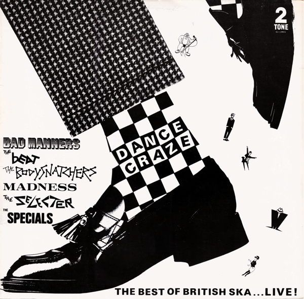 Dance Craze/ORIGINAL SOUNDTRACK LP