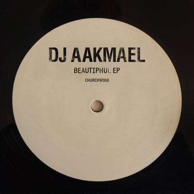 "DJ Aakmael/BEAUTIPHUL EP 12"""