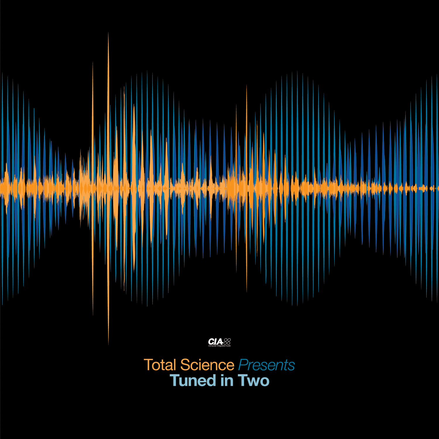 Total Science/TUNED IN TWO 3LP