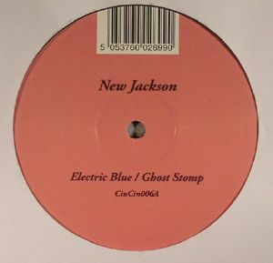 New Jackson & Elliott Lion/CINCIN006 12""