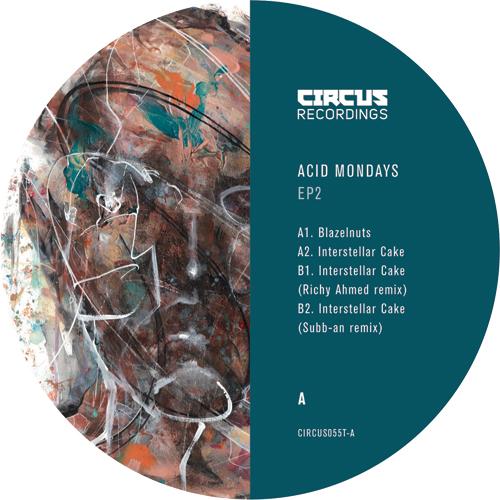 """Acid Mondays/EP2 12"""""""