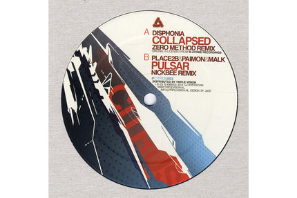 Disphonia/COLLAPSED-ZERO METHOD RMX 12""