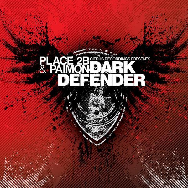 Place 2B & Paimon/DARK DEFENDER CD