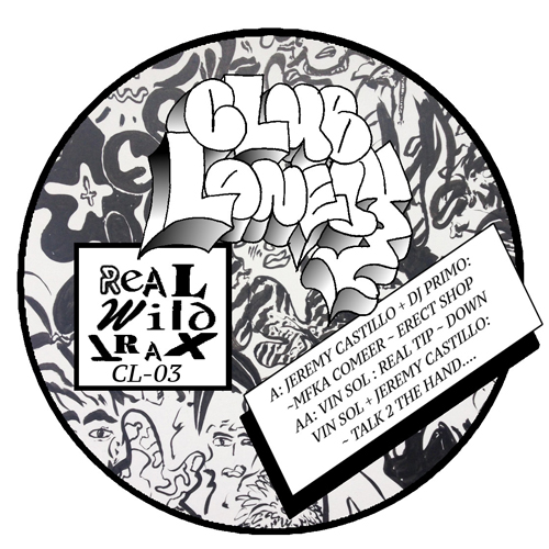 Various/REAL WILD TRAX 12""