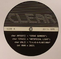 Steve Summers/ARTIFICIAL LIGHT 12""