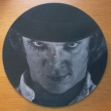 Alex/CLOCKWORK ORANGE SLIPMAT