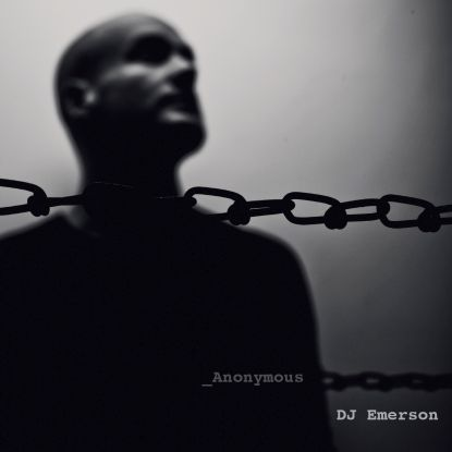DJ Emerson/ANONYMOUS EP 12""